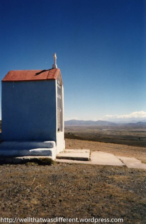 This is not an outhouse.