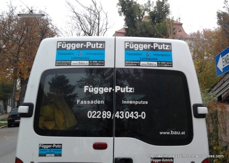 Who you gonna call?  Fugger-Putz!