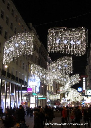 Especially nice lights.