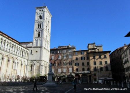 Piazza San Michele.