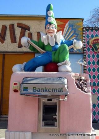 Terrifying ATM.