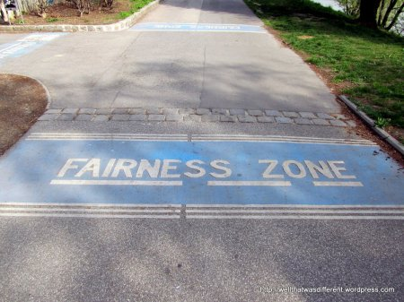 Entering the Fairness Zone...