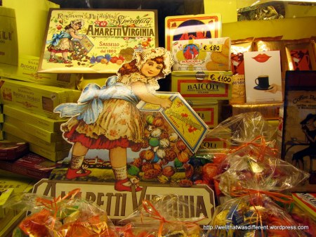 Venetian specialties.