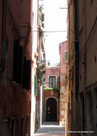 Teeny street.