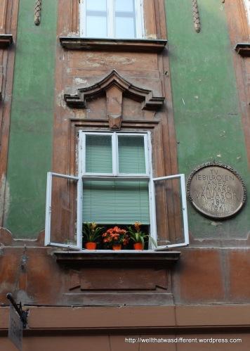 17th century building.
