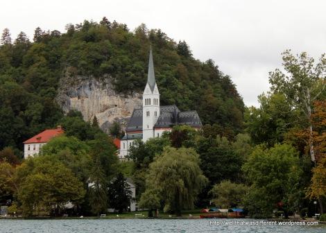 The parish church.