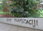 """""""Stop Islamicization."""" Unfortunately, some things never change in Europe."""