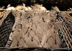 Glass angels.