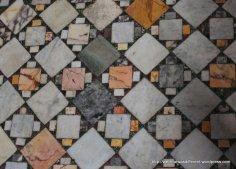 Gentleman's Fancy nine-patch at San Crisogono