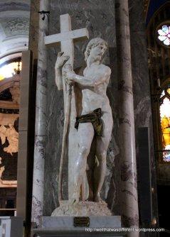 Santa Maria Sopra Minerva: Michaelangelo's Cristo della Minerva
