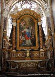 San Luigi dei Francesi: pretty chapel