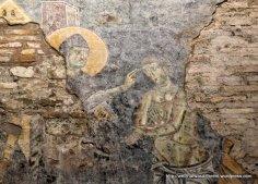San Crisogono in Trastevere: fresco