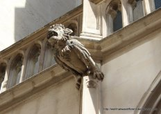 Another gargoyle