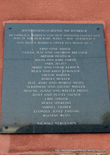 Jewish residents who were killed by the Nazis