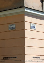 Jacob and Joseph streets.