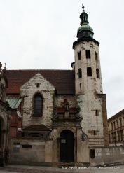 St Andrew--a Romanesque church next door