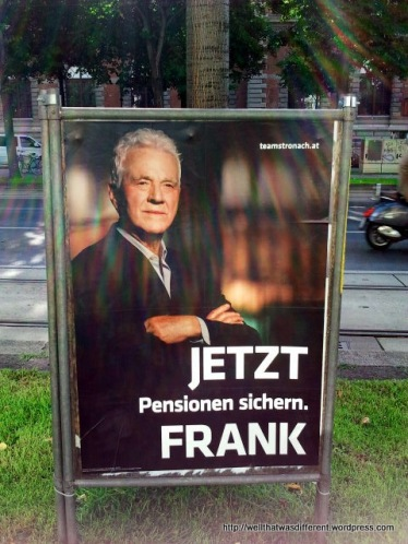 Secure pensions. Frank now.