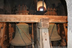 Bells in the tower.
