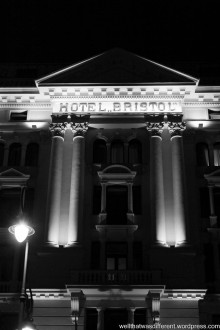 Hotel Bristol.