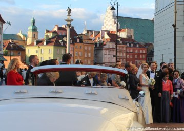 A real Polish Wedding.