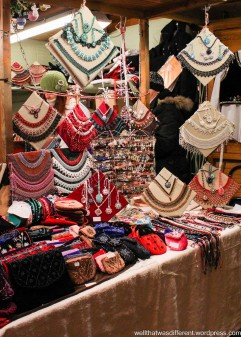 A lot of jewelry has a Turkish or Middle Eastern influence. The beaded collars are really cool.