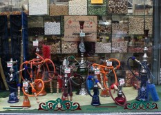 Shisha is also a thing.