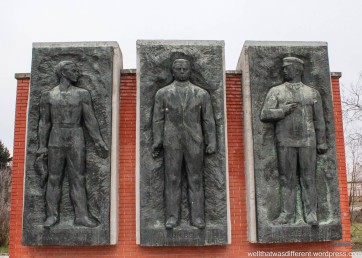 Memento Park: heroes of the Hungarian Communist takeover.