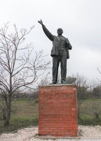 Memento Park: Lenin of course.