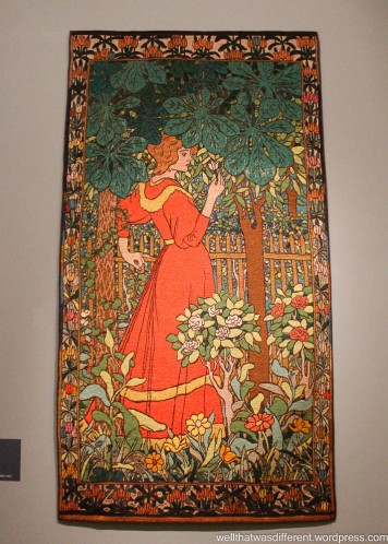Really pretty tapestry.