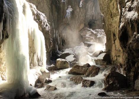 The Partnach Gorge