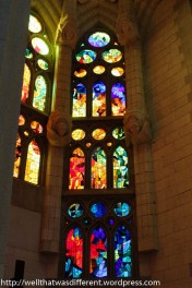 More stained glass.