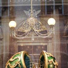 Faberge bling.