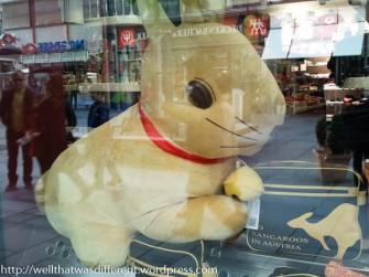 Giant Stieff bunny.