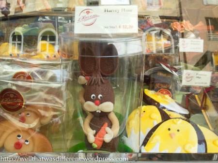 Harvey the bunny.