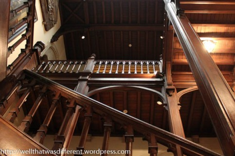 Harry Potter stairs