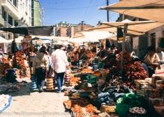 Food market.