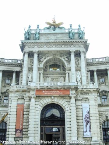 The Neue Burg.