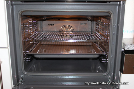 This oven is good.