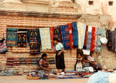 Textiles in the market