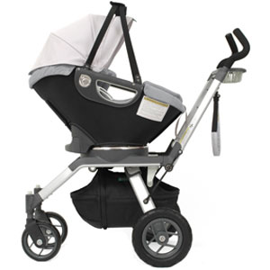 "This not a stroller. It is  a ""Stroller Travel System."""