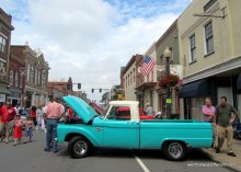 I remember trucks like this.