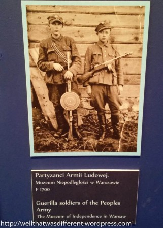 Heartbreakingly young members of the Warsaw Uprising forces.