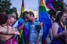 This is not freedom. Photo from nbcnews.com.