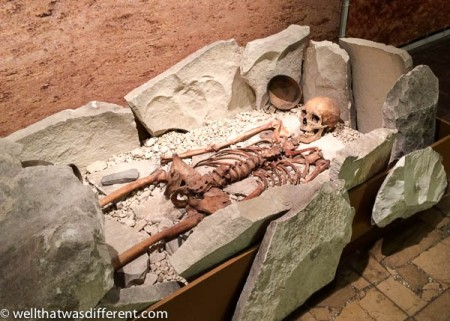 Neolithic burial.